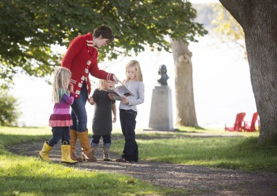 Parks Canada Promotional Photography
