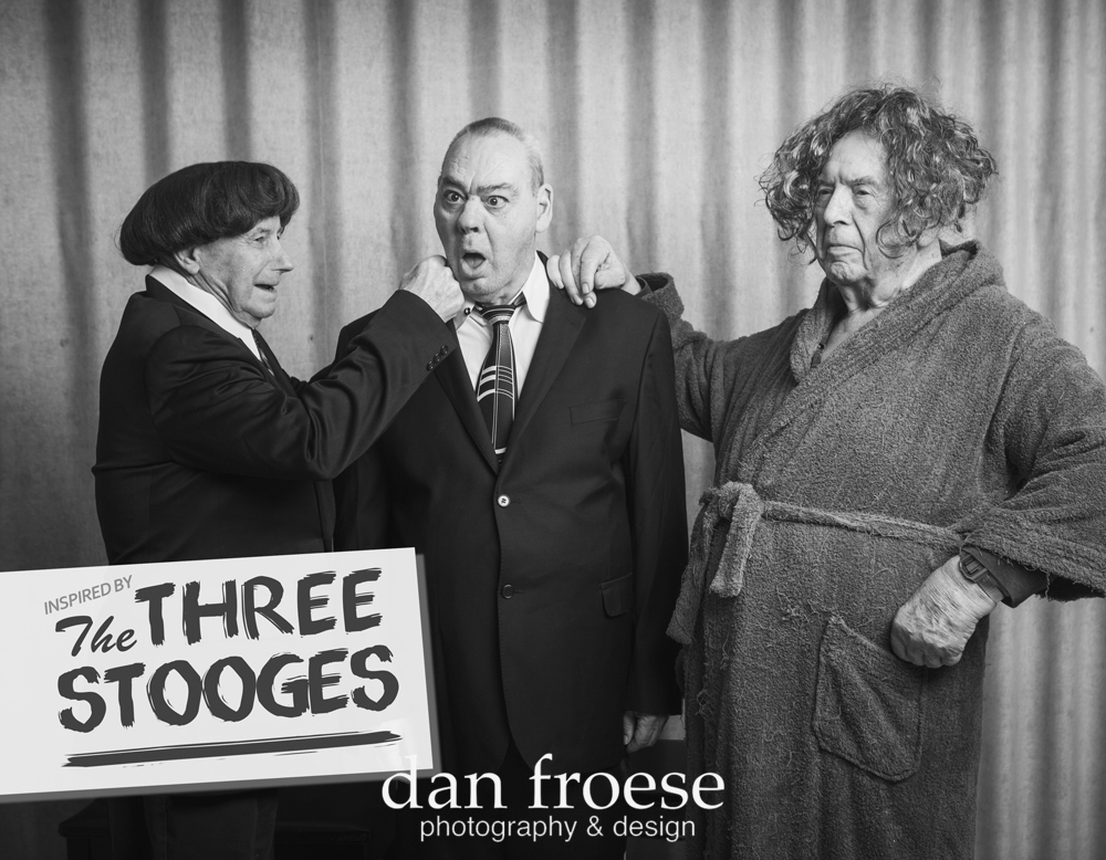 The Three Stooges  - Inspired by the Stars - A collaborative project of Mountain Lea Lodge, The Meadows ARC, and Dan Froese Photography