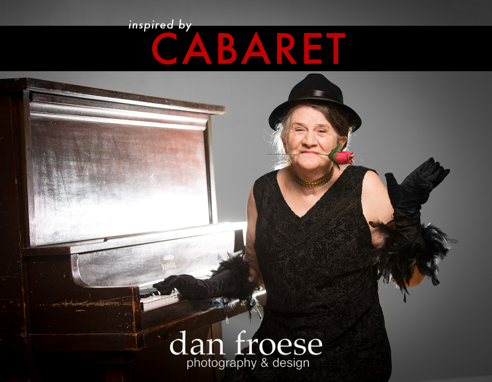 Cabaret  - Inspired by the Stars - A collaborative project of Mountain Lea Lodge, The Meadows ARC, and Dan Froese Photography
