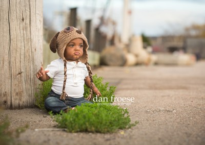 Dan Froese Newborn Photography