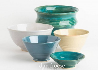 Product Photography - Pottery
