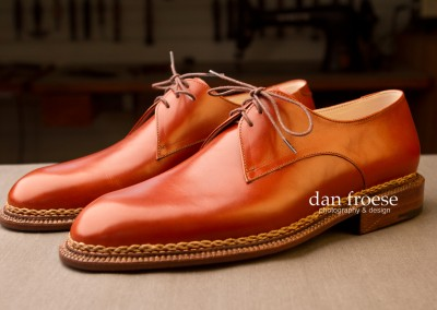 Jon Gray - Bespoke Shoes