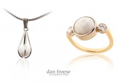 Fancy Jewellers Scallop Pearl Jewellery