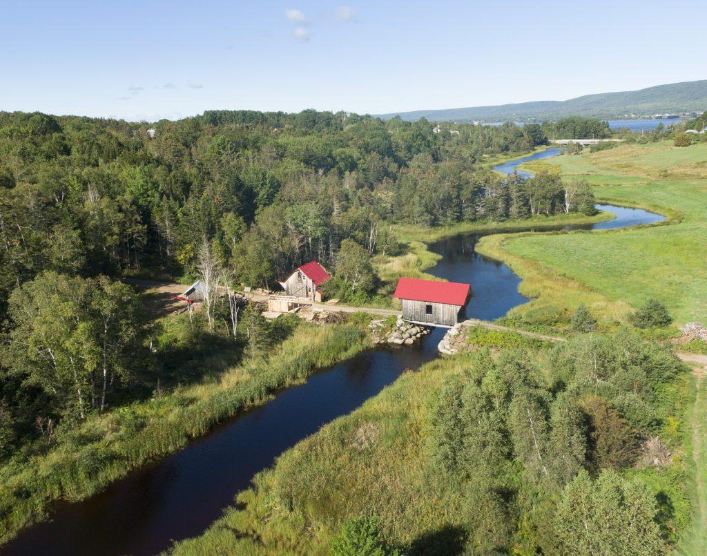 Sawmill Creek.